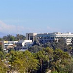 View of Mesa College