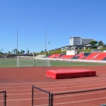 La Jolla High track field
