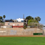 Bird Rock Park's baseball field