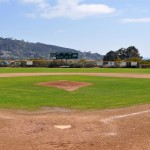 Cliffridge Park baseball field