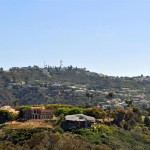 View of La Jolla Heights and Hidden Valley
