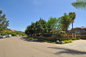 La Jolla Farms Road homes