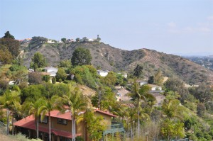 View of Soledad Mountain
