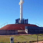 Cross at Mount Soledad Veterans Memorial