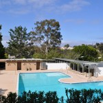 Pool at the Mount La Jolla Community