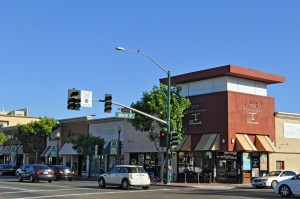 Heaven Sent Dessert and shops in North Park