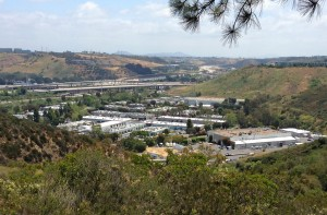 Sorrento Valley from Torreyana