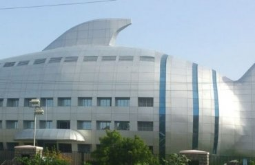 Office Building of Fisheries Department, Hyderabad , India by Nagaraju Raveender licensed under the terms of CC BY-SA 3.0