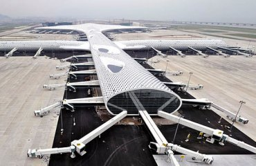 Shenzhen Bao'an Airport by Forgemind ArchiMedia licensed under the terms of CC BY 2.0