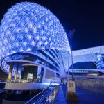 Yas Marina Hotel, Yas island, Abu Dhabi by SUN851104 is licensed under CC BY-SA 2.0