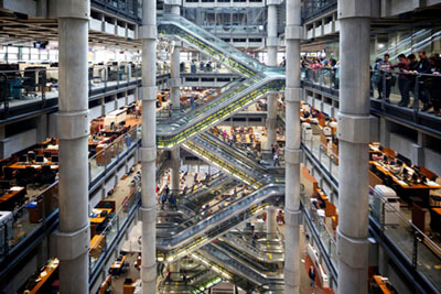 Lloyd's by Aurelien Guichard is licensed under CC BY-SA 2.0
