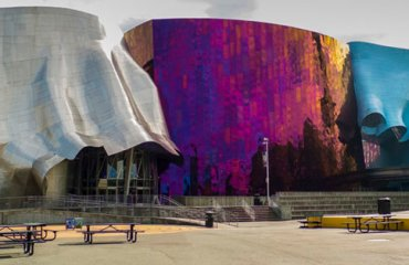 EMP Museum by philstyle is licensed under CC BY 2.0