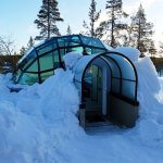 Our Glass Igloo! by Christopher Chapman is licensed under CC BY 2.0. Brightened from original.