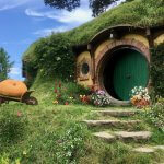 Hobbiton Movie Set by Brian is licensed under CC BY 2.0