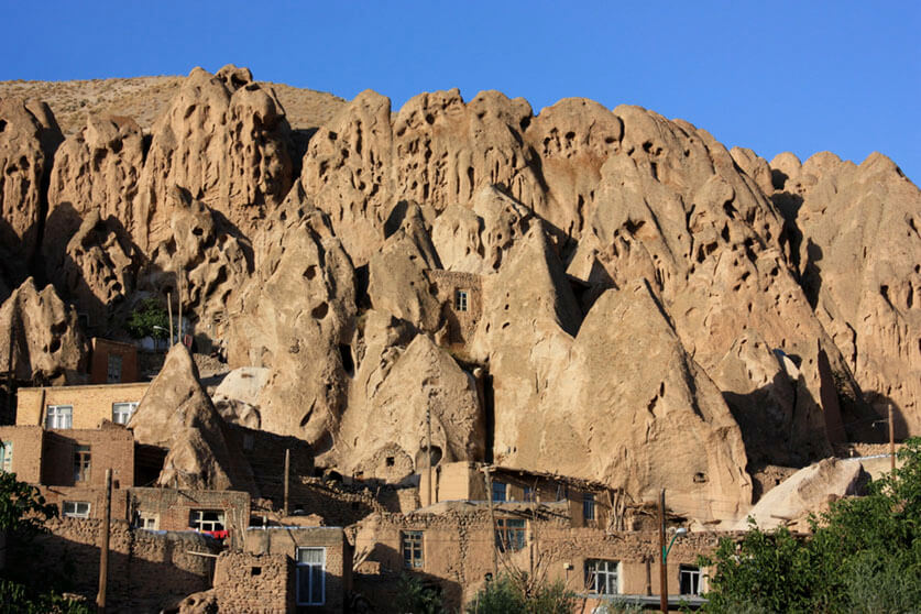 Kandovan by Andrea Taroni is licensed under CC BY-ND 2.0