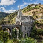 Santuario_de_Las_Lajas,_Ipiales,_Colombia,_2015-07-21,_DD_21-23_HDR-Edit by Diego Delso is licensed under CC BY-SA 2.0