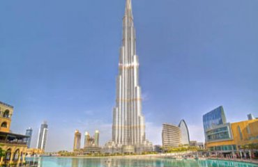Burj Khalifa by Colin Capelle is licensed under CC BY 2.0