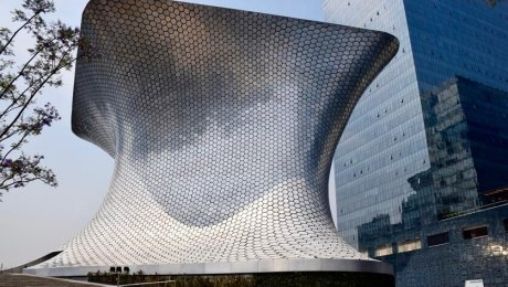 Museo Soumaya by Dan is licensed under CC BY 2.0