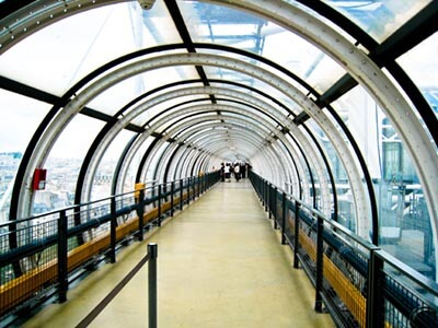 """""""Tunnel at the Pompidou"""" by Sharon Mollerus is licensed under CC BY 2.0"""