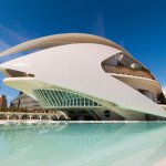 """Valencia Opera House, Spain"" by Jorn van Maanen is licensed under CC BY-SA 2.0"