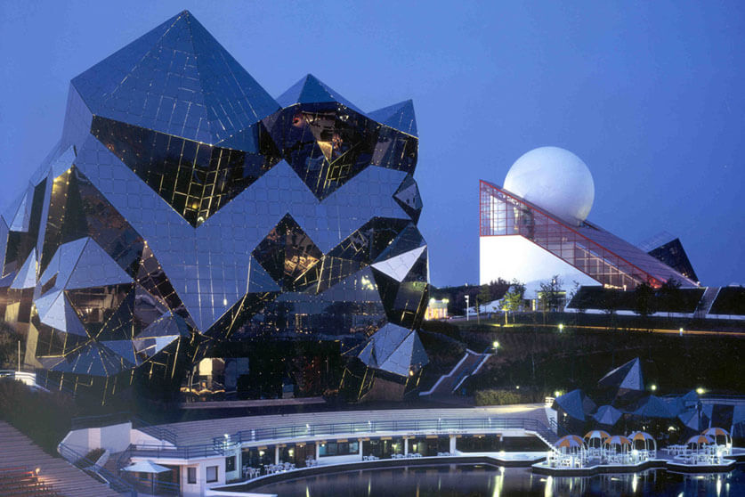 """""""Kinémax Futuroscope"""" by Denis Laming is licensed under CC BY 3.0"""