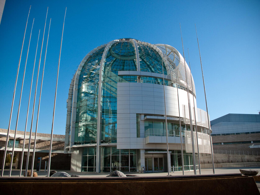 """""""San Jose City Hall"""" by Anna Fox is licensed under CC BY 2.0"""