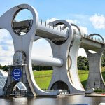 """Falkirk Wheel"" by Mike McBey is licensed under CC BY 2.0"