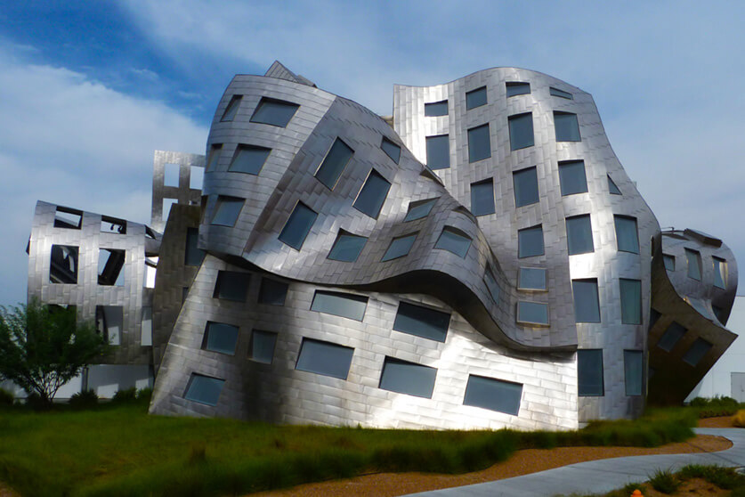 """Lou Ruvo Center for Brain Health"" by Nick Fewings"
