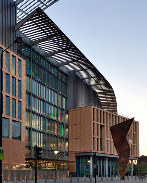 """""""Francis Crick Institute"""" by J c"""