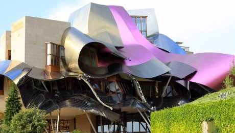 """Hotel Marques De Riscal, Elciego, Álava, Spain"" by CO-120812 is licensed under CC BY-ND 2.0"