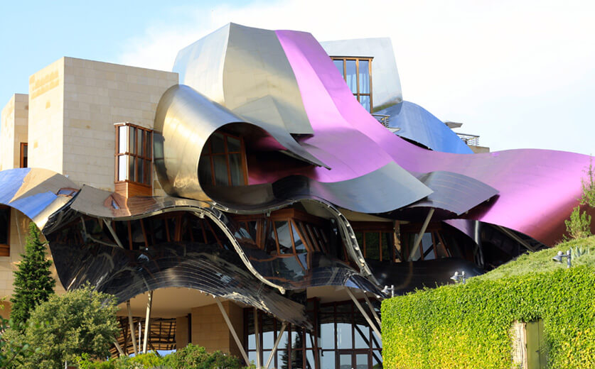 """""""Hotel Marques De Riscal,Elciego, Álava, Spain"""" by CO-120812 is licensed under CC BY-ND 2.0"""