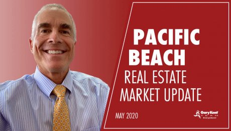 Pacific Beach real estate market update May 2020